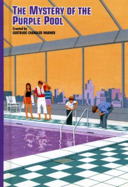 The Mystery of the Purple Pool (The Boxcar Children Series #38)