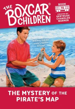 The Mystery of the Pirate's Map (The Boxcar Children Series #70)