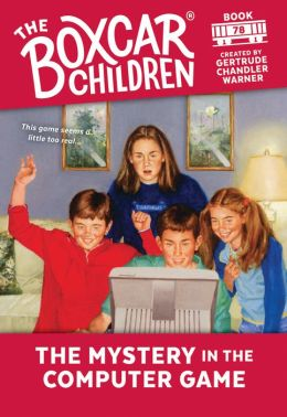 The Mystery in the Computer Game (The Boxcar Children Series #78)