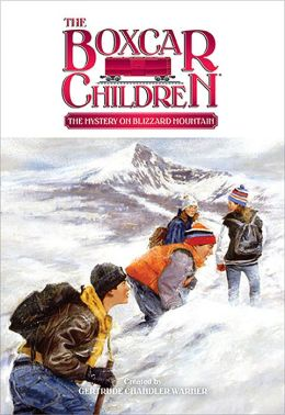 The Mystery on Blizzard Mountain (The Boxcar Children Series #86)