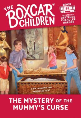 The Mystery of the Mummy's Curse (The Boxcar Children Series #88)