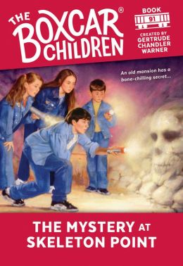 The Mystery at Skeleton Point (The Boxcar Children Series #91)