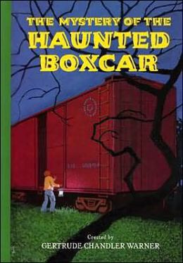 The Mystery of the Haunted Boxcar (The Boxcar Children Series #100)