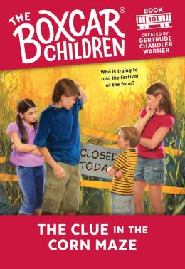 The Clue in the Corn Maze (The Boxcar Children Series #101)