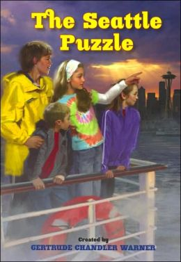 The Seattle Puzzle (The Boxcar Children Series #111)