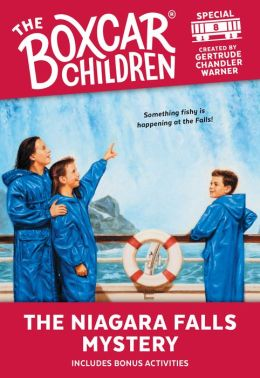 The Niagara Falls Mystery (The Boxcar Children Special Series #8)