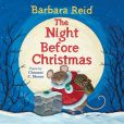 Book Cover Image. Title: The Night Before Christmas, Author: Clement C. Moore