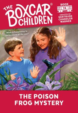 The Poison Frog Mystery (The Boxcar Children Series #74)