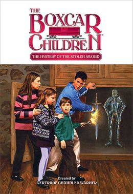 The Mystery of the Stolen Sword (The Boxcar Children Series #67)
