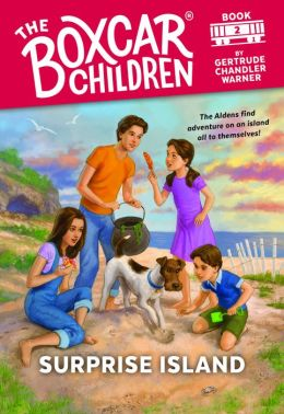 Surprise Island (The Boxcar Children Series #2)