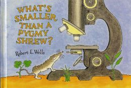 What's Smaller Than a Pygmy Shrew?