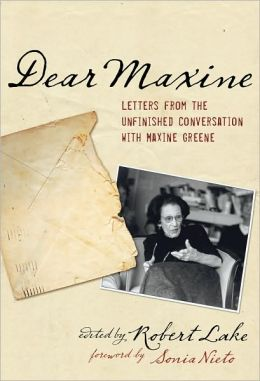 Dear Maxine: Letters from the Unfinished Conversation