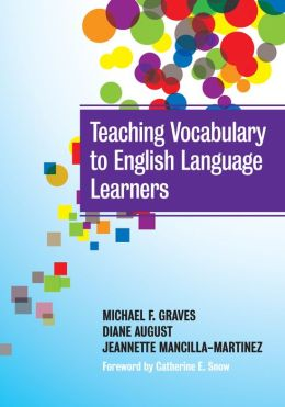 Teaching Vocabulary to English Language Learners