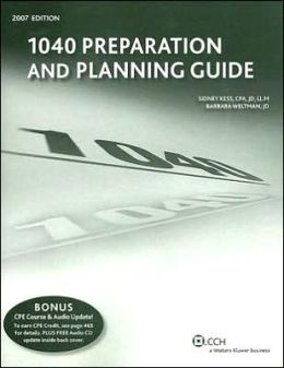 1040 Preparation and Planning Guide