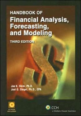Handbook of Financial Analysis, Forecasting and Modeling