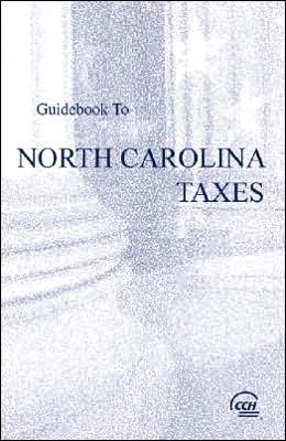Guidebook to North Carolina Taxes