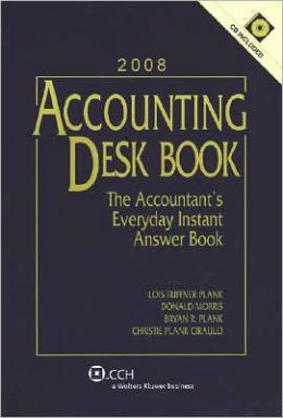 Accounting Desk Book: The Accountant's Everyday Instant Answer Book