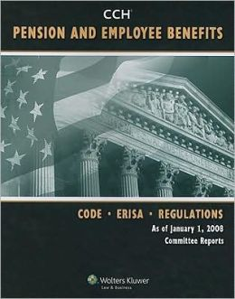 Pension & Employee Benefits Code ERISA Committe Reports 2008