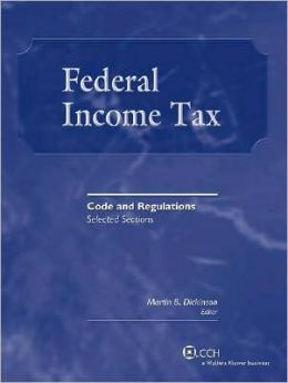 Federal Income Tax: Code and Regulations Selected Sections 2008-2009