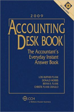 Accounting Desk Book 2009