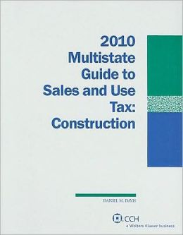 Multistate Guide to Sales and Use Tax Construction