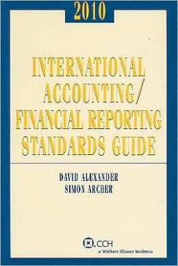 International Accountion/Financial Reporting Standards Guide