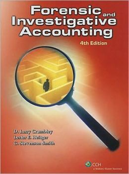 Forensic and Investigative Accounting (4th Edition)