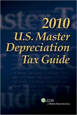 U. S. Master Depreciation Guide (2010)