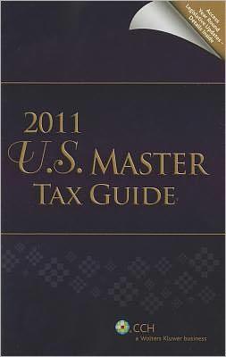 U.S. Master Tax Guide 2011