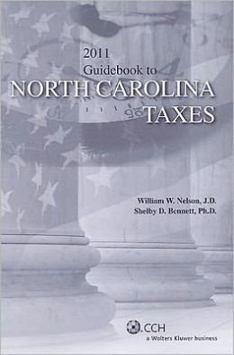 Guidebook to North Carolina Taxes 2011: 0-4646-401