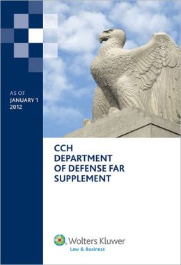 Department of Defense Far Supplement as of 01/2012