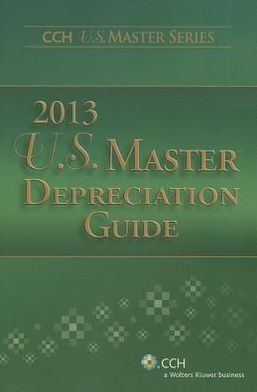 U. S. Master Depreciation Guide (2013)
