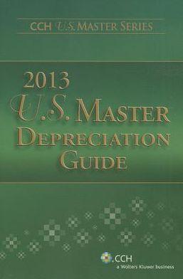 U. S. Master Depreciation Guide (2013)
