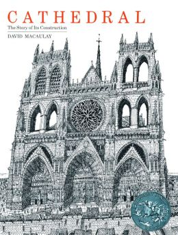 Cathedral: The Story Of Its Construction (Turtleback School & Library Binding Edition)