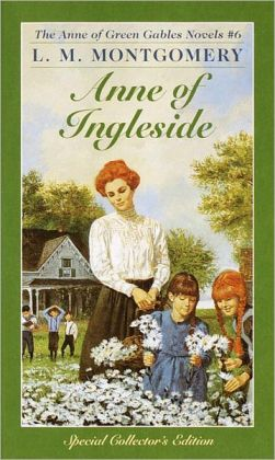Anne Of Ingleside (Turtleback School & Library Binding Edition)