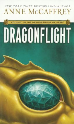 Dragonflight (Dragonriders of Pern Series #1) (Turtleback School & Library Binding Edition)