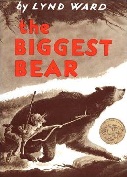The Biggest Bear (Turtleback School & Library Binding Edition)