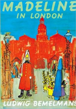 Madeline In London (Turtleback School & Library Binding Edition)