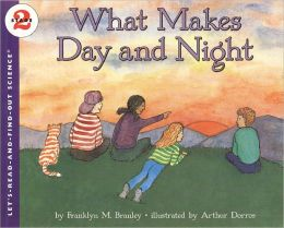 What Makes Day And Night? (Turtleback School & Library Binding Edition)