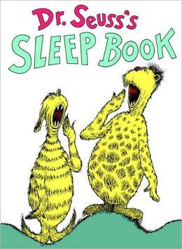 Dr. Seuss's Sleep Book (Turtleback School & Library Binding Edition)