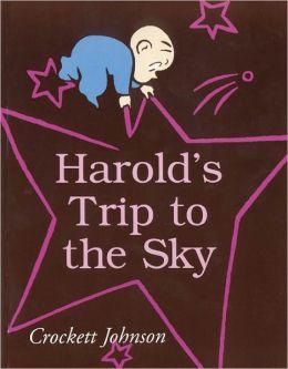 Harold's Trip To The Sky (Turtleback School & Library Binding Edition)