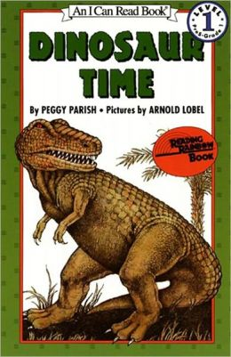 Dinosaur Time (Turtleback School & Library Binding Edition)