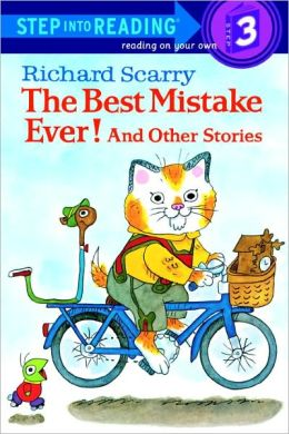 The Best Mistake Ever! And Other Stories (Turtleback School & Library Binding Edition)