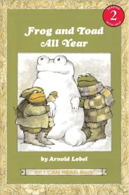 Frog and Toad All Year (Turtleback School & Library Binding Edition)