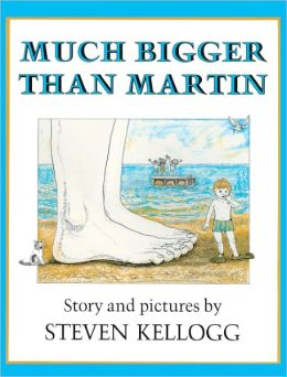 Much Bigger Than Martin (Turtleback School & Library Binding Edition)