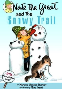 Nate the Great and the Snowy Trail (Turtleback School & Library Binding Edition)