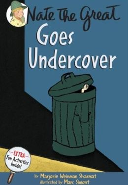 Nate the Great Goes Undercover (Turtleback School & Library Binding Edition)