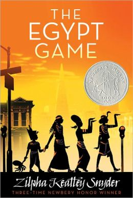 The Egypt Game (Turtleback School & Library Binding Edition)