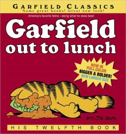 Garfield Out To Lunch (Turtleback School & Library Binding Edition)