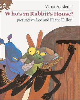 Who's In Rabbit's House? (Turtleback School & Library Binding Edition)